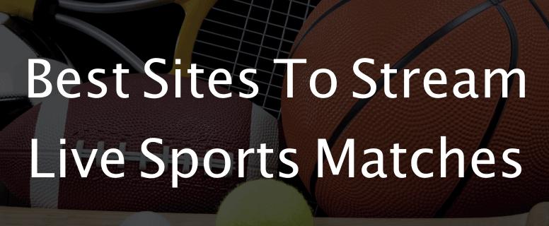 Free sport streaming sites list