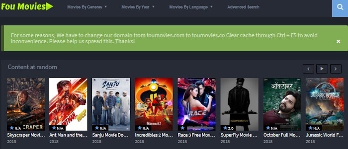 Top 10+ best websites to download bollywood movies for free.
