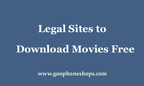 where can i download free movies and series