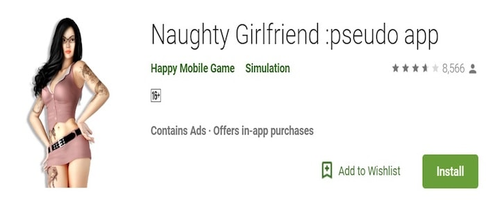 naughty apps for android
