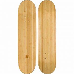 Bamboo Skateboards Blank Skateboard Deck