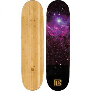 Bamboo Skateboards Graphic Decks