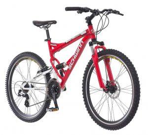 Schwinn Protocol 1.0 Dual-Suspension- best mountain bike under 300