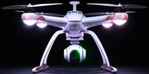 2) Blade Chroma Flight-Ready Drone