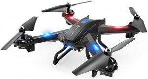 3) SNAPTAIN S5C WiFi FPV Drone with 720P HD Camera