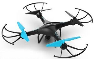 5) Force 1 U45W Blue Jay Quadcopter