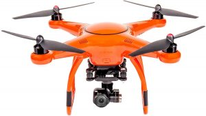6) Autel Robotics VOOCO Orange X-Star Premium Drone with 4K Camera