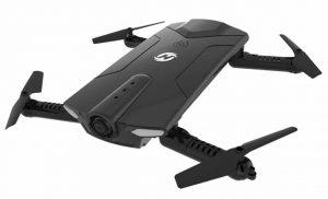10) Holy Stone HS160 Shadow FPV RC Drone