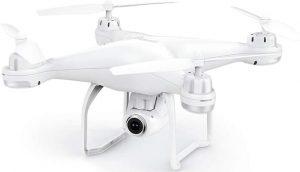 8) Potensic White T25 GPS Drone