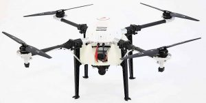 8) TTA-AMERICA M4E Crop Spraying Drone