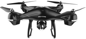 1) Holy Stone GPS FPV RC Drone HS100 with Camera