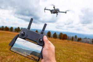 2. Potensic D58 FPV Drone