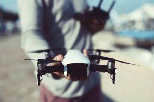 5. DJI Mavic 2 Zoom Drone Quadcopter