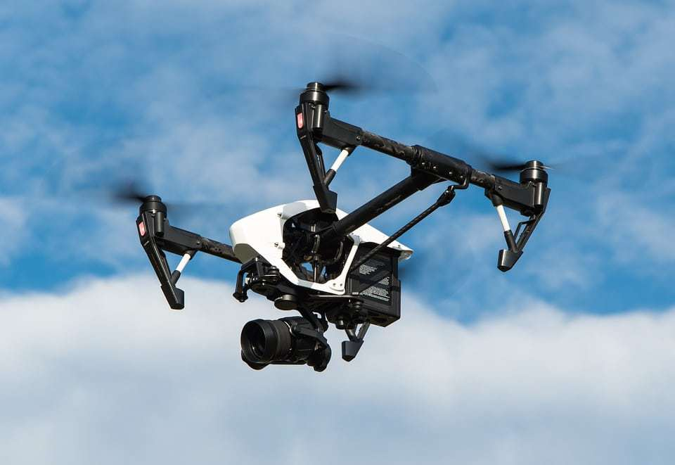 Top 5 4K Drones for High-Quality Aerial Photographs FEATURED IMAGE