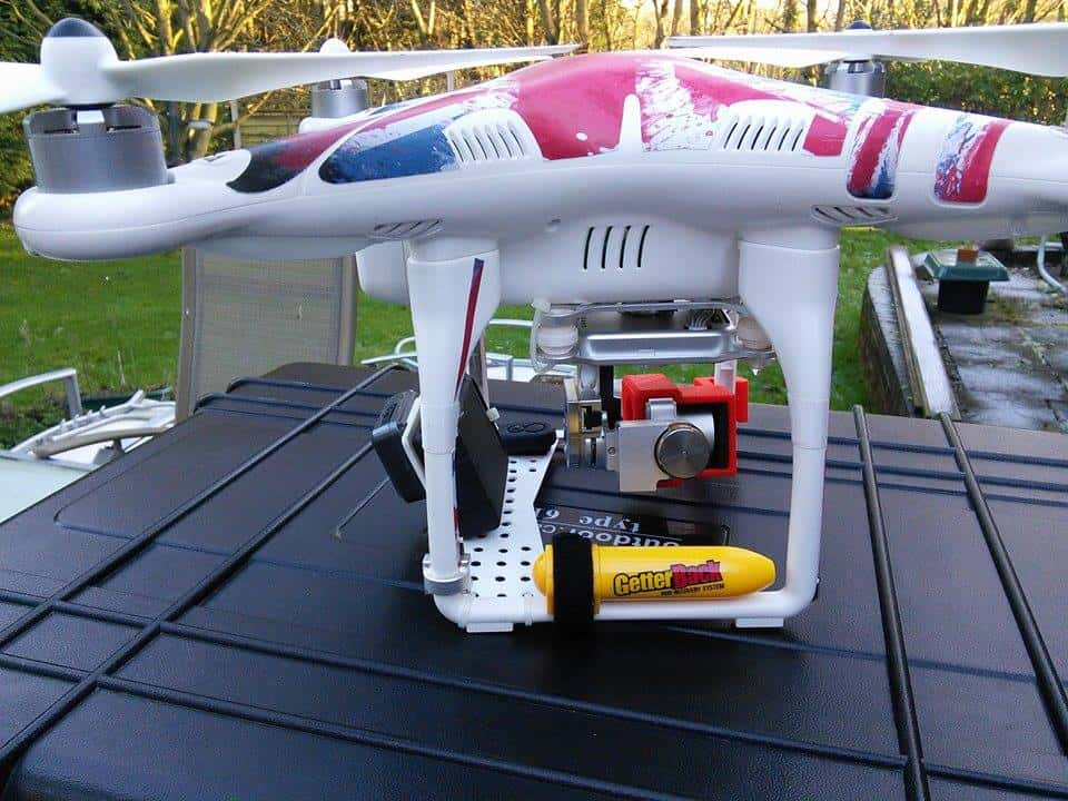 Photo of Getterback Review – UPDATED 2019 – Drone Recovery Float