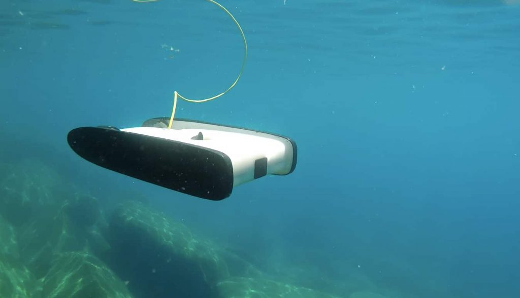 Underwater Drones – How They Work In 7 Easy Points