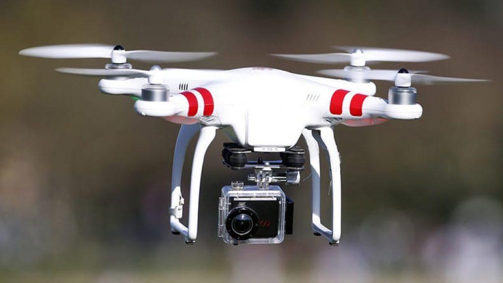 amateur camera drone