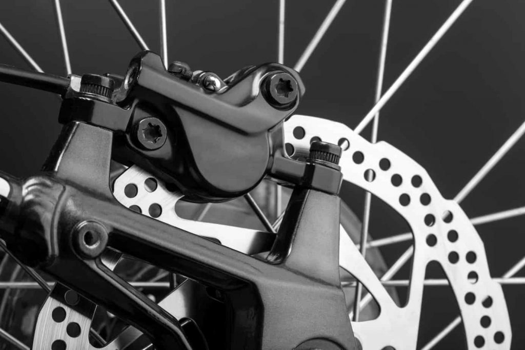 Cable disk brake