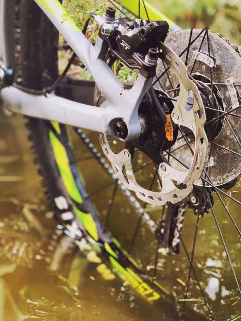hydraulic disk brakes