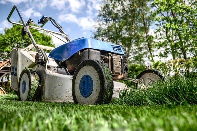 Fuel Lawn Mower