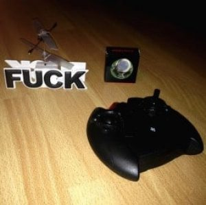 Remote Control Flying Fuck