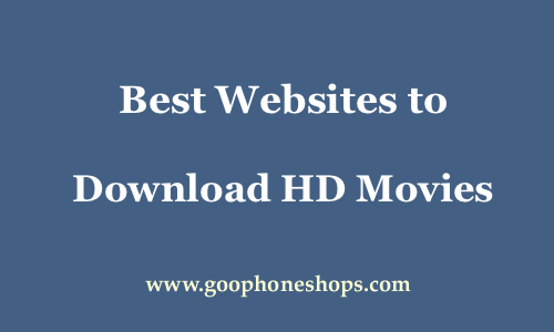 Top 20 Free Movie Download Sites to Download HD Movies 2020