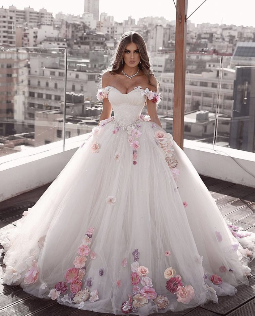 20 Best Colors For Wedding Dresses in 20   WebSta.ME