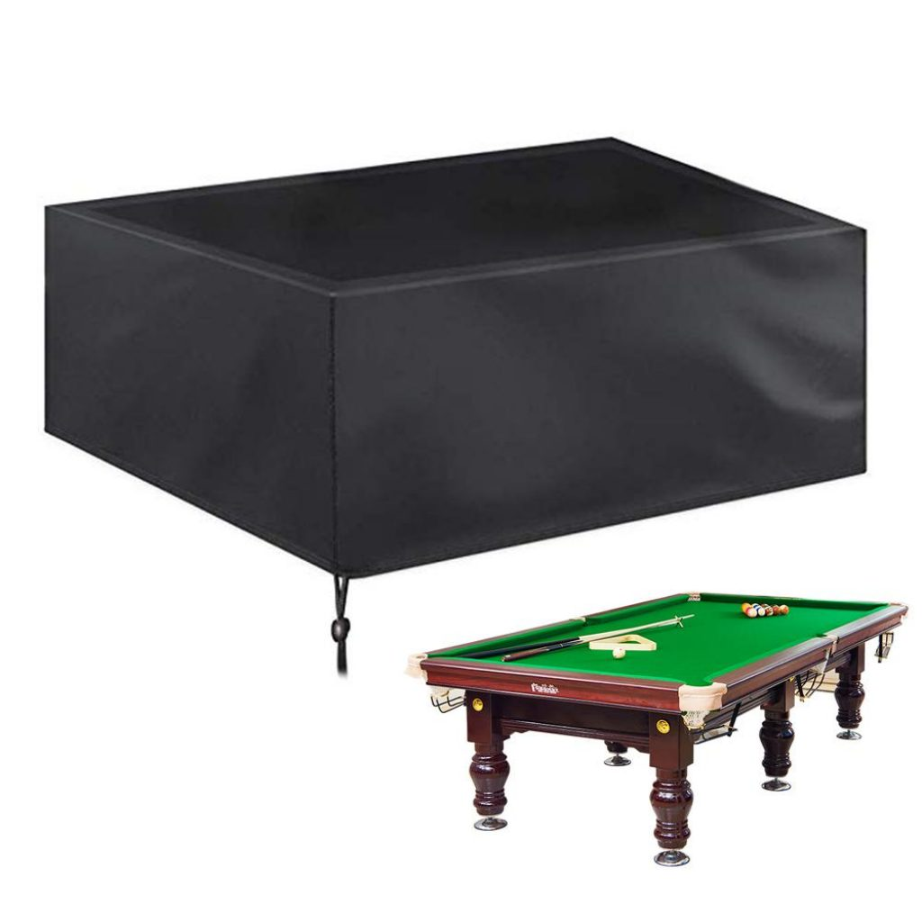 Several Colors Available 8-Foot Foot Rip Resistant Pool Table Billiard Cover