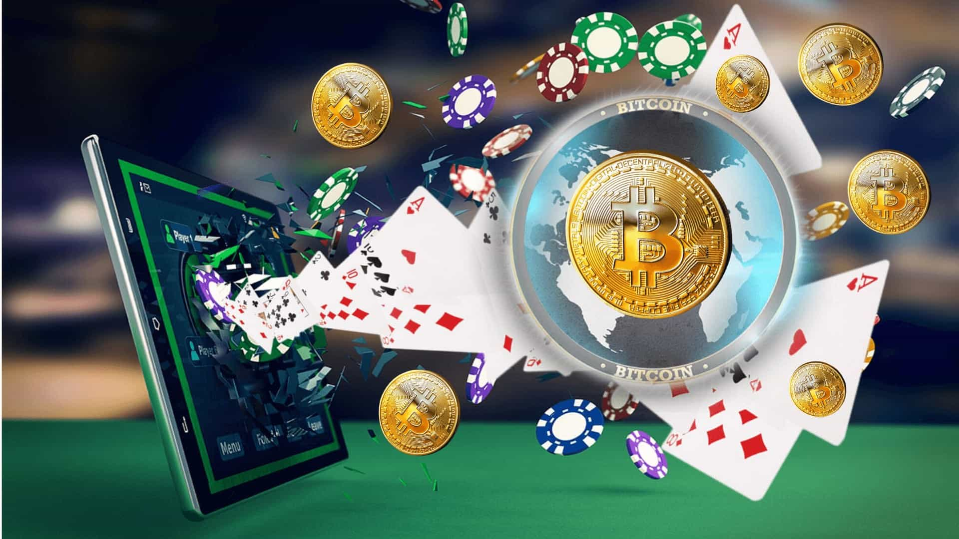 How to Utilize Cryptocurrency in Online Gambling - 2021 Guide - WebSta.ME